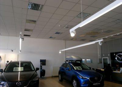 AC Kos, Varaždin - Mazda - unutarnja rasvjeta (10)