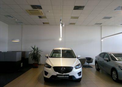 AC Kos, Varaždin - Mazda - unutarnja rasvjeta (7)