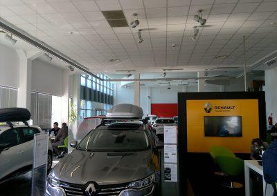 AC Kos, Varaždin - Renault - održavanje unutarnje rasvjete
