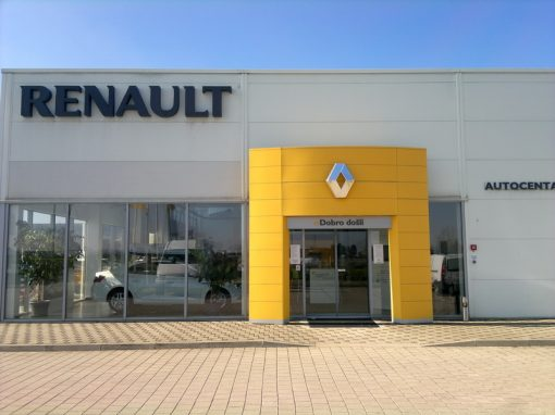 AC Kos, Varaždin – Renault – održavanje unutarnje rasvjete