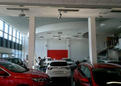 AC Kos, Varaždin - Renault - održavanje unutarnje rasvjete (3)