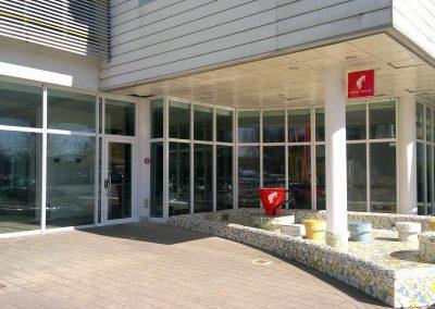 Caffe bar South, Čakovec - unutarnja rasvjeta (1)