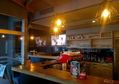 Caffe bar South, Čakovec - unutarnja rasvjeta (19)