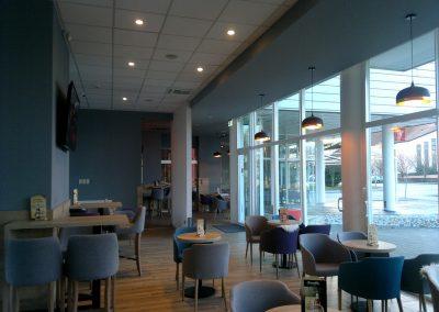 Caffe bar South, Čakovec - unutarnja rasvjeta (24)