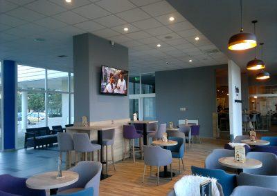 Caffe bar South, Čakovec - unutarnja rasvjeta (25)