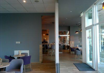 Caffe bar South, Čakovec - unutarnja rasvjeta (27)