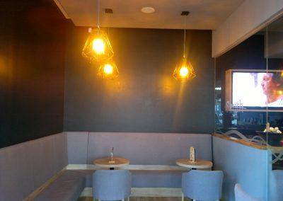 Caffe bar South, Čakovec - unutarnja rasvjeta (30)