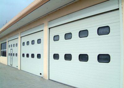 Elektromotorni pogoni za dvorišna, industrijska i garažna segmentna vrata (6)