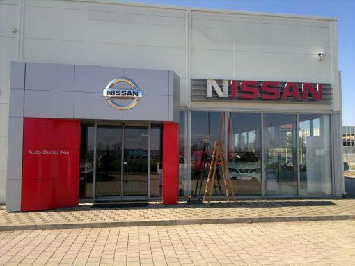 AC Kos, Varaždin – Nissan – unutarnja rasvjeta